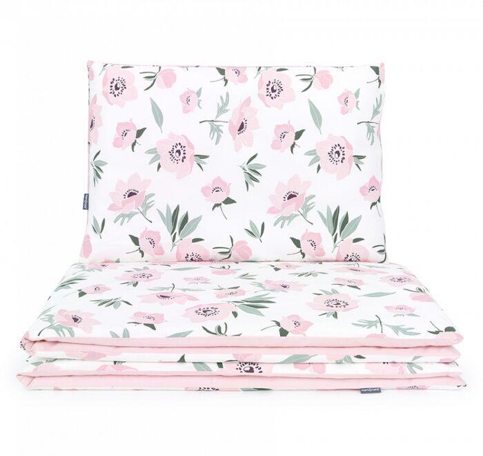 Laste voodipesukomplekt kevadised lilled