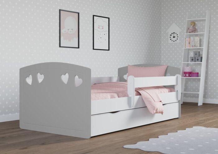 Lastevoodi voodikastiga #Julia hall